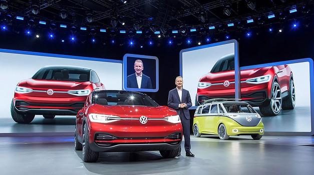 Video: Četvrti VW električar I.D.VIZZION ima premijeru u Ženevi, do tada samo slike njegova brata I.D.CROZZ-a