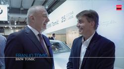 Video: Kakav početak ZG Auto Showa, Franjo Tomić otkrio da je posve novi BMW Serije 8 na njihovu štandu