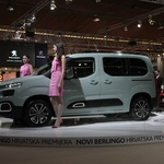 Video: Najljepši štandovi na ZG Auto Showu su Citroenov i Peugeotov i ne samo zbog novog Cactusa (foto: igor stažić)