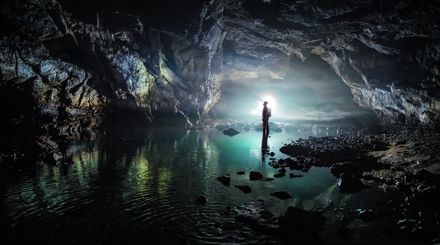 Foto galerija: Zavirite u tajne hrvatskog podzemlja koje otkriva Dinko Stopić, autor i u National Geographicu