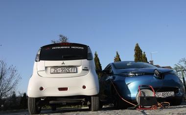 Idu poticaji od 80.000 kn za elektroaute, za hibride sa CO2 do 50 g/km 40.000 kn, za Rimčev C_Two poticaja nema