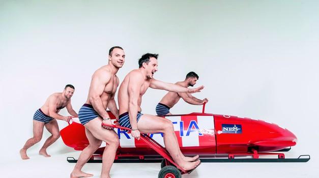 Foto x17: Tko su HR bob reprezentativci: teolog, sprinter, skiper i ultimate fighter- nisu najbrži, no zato su najljepši