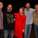 Komedija najavljuje mjuzikl Alphonsine - obilježavanje 40. obljetnice umjetničkog djelovanja Veseljka Barešića (foto: Ines Novković)