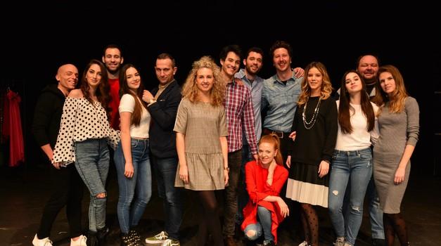 Komedija najavljuje mjuzikl Alphonsine - obilježavanje 40. obljetnice umjetničkog djelovanja Veseljka Barešića