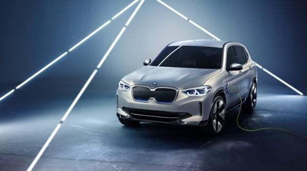 Napokon je pao i BMW: iX3 najava je prvog pravog i istinski električnog BMW-a s autonomijom od 400 km