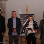 Milan Bandić otvcorio je Lupinovu izložbu u Klovićevim dvorima (foto: dr. sci. Zdenko Balog)