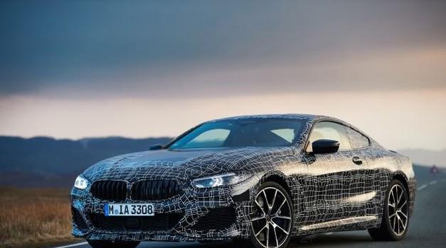 BMW Serije 8 uskoro kreće sa serijskom proizvodnjom