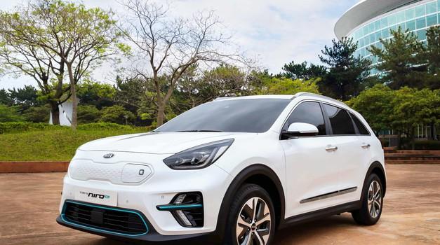 Video: KIA predstavila novi  električni Niro EV, crossover s dometom od 383 kilometara