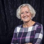 """Prof. dr. sci. Marija Lebedina Manzoni, psihologinja: """"Granica i ravnoteža između poslovnog i privatnog života se gubi, a novac nije najveće bogatstvo"""" (foto: Bojan Markičević Haron)"""