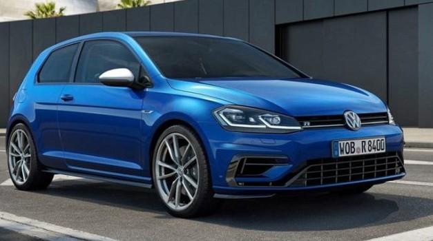 Volkswagen Golf R osme generacije imat će čak 400 KS