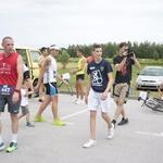 Krunoslav Borovec završio maraton kao 10., mjesto iza prvoplasirane djevojke koju je kavalirski propustio (foto: igor stažić)