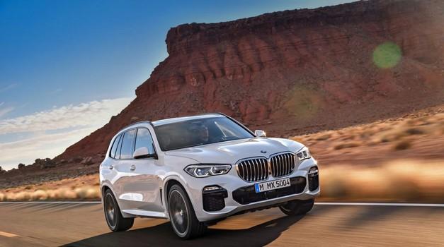 Novi BMW X5 je atraktivniji, ozbiljniji, komforniji i bolji u svakom pogledu