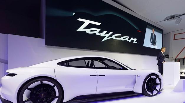 Porsche predstavio Taycan, električnog sportaša s 592 konjske snage