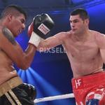 Filip hrgović zadaje udare u ringu i van njega (foto: Pixell)