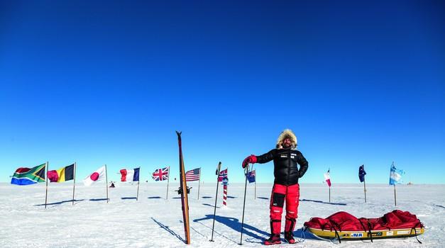 Davor Rostuhar: Na Južnom polu osjetio sam zahvalnost za život nakon samoće i prevaljenih 1163 km