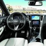 Kad ga  vidite  uzdahnete, a kad ga probate... uživancija, Infiniti Q60 S 3.0 V6 Sport Tech - TEST (foto: bojan)
