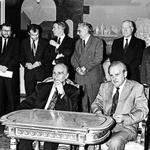 Provincijska  uprava Franjevaca Bosne Srebrene pokušavala je spriječiti politiku etničkog čišćenja i preseljenja naroda, a puna i bezrezervna im je podrška bio i Franjo Kuharić koji je  kritizirao Bobana a i Tuđmana (foto: pixell)