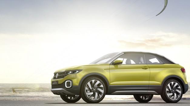 Volkswagen T-Cross u prodaju stiže krajem 2018. godine