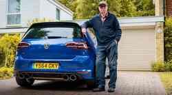 Ovaj penizoner svaki dan uživa u svom Golfu R sa 600 KS