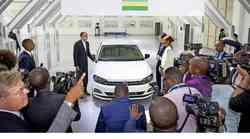 Čak je i Ruanda dobila tvornicu automobila