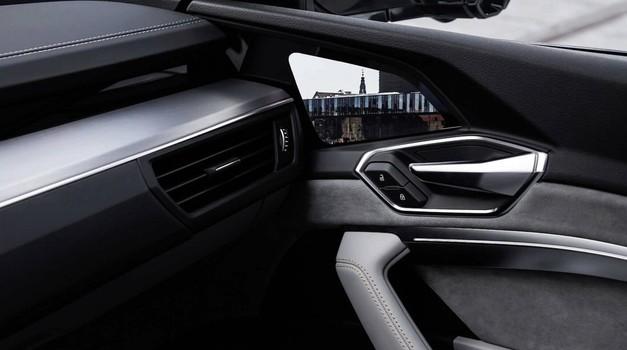 Audi u svoje modele uvodi virtualni retrovizor