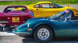 Ferrari Dino proslavio 50. rođendan u velikom stilu