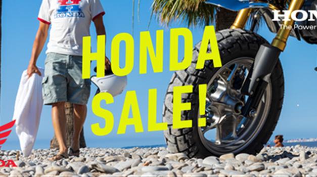 Nikad povoljnije i jeftinije do Hondinih skutera i motocikala - kreće velika rasprodaja
