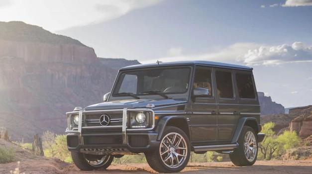 Mercedes-AMG G65 mora u servis jer je prebrz u rikverc