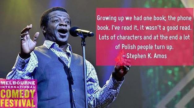 Umri od smijeha u Lisinskom uz nigerijskog stand up komičara Spephena K Amosa