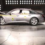 Audi A6 i VW Touareg dobili 5 zvjezdica na EuroNCAP testu i njima se mogu dičiti, a Suzuki Jimny na svoje 3 ne može biti ponosan (video) (foto: EuroNCAP)