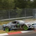Video: Kližući s Mustangom po Zelenom paklu najčuveniji svjetski drifter izveo spektakl i srušio rekord (foto: Ford)