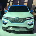 Pariz 2018: Renault K-ZE je električni crossover za široke mase
