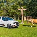 Video i foto: Citroën Berlingo po treći put uzvraća udarac VW Caddyju i ovaj put s puno argumenata (foto: Citroen)