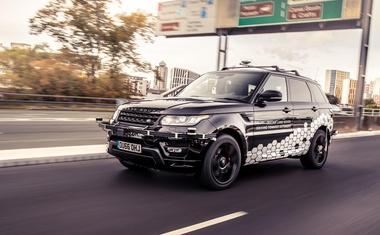 Lansiran na cestu Range Rover Sport bez vozača, a u ovoj kompaniji kažu da im treba i manje od 10 godine da to postane stvarnost i svakodnevnica običnih ljudi