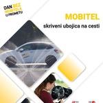 Mobitel je jedan od četiriju najvećih krivaca za smrt na cesti - možemo li bez gadgeta u automobilima pita se i Damir Kedžo (foto: dan bez mobitela)