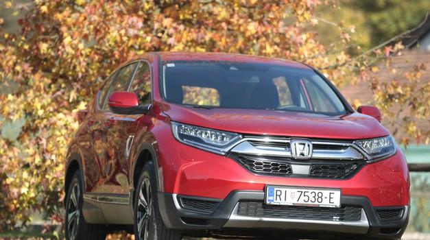 VIDEO + FOTO:  Najprodavaniji SUV na svijetu, Honda CR-V, nakon 18 mjeseci napokon je stigao i u Hrvatsku, za sada samo s benzincem od 173, odnosno 193 KS