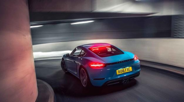 Najavljen Porsche Cayman T za one kojima su performanse u prvom planu