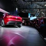 Koncept Kai bio je prošle godine zvijezda Tokya, a punim će sjajem zasjati za koji dan u Los Angelesu pod nazivom Mazda 3 (foto: Igor Stažić)