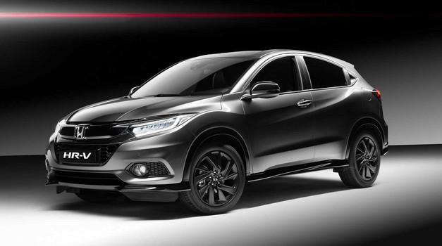 U prodaju stiže Honda HR-V Sport sa 180 KS