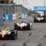 Vergne was chasing down his opposition before and after his penalty.