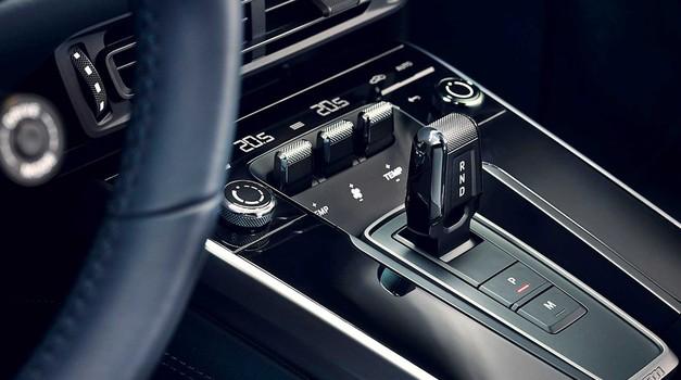 Novi Porsche 911 ima 8-stupanjski mjenjač, a najveću brzinu postiže šestom