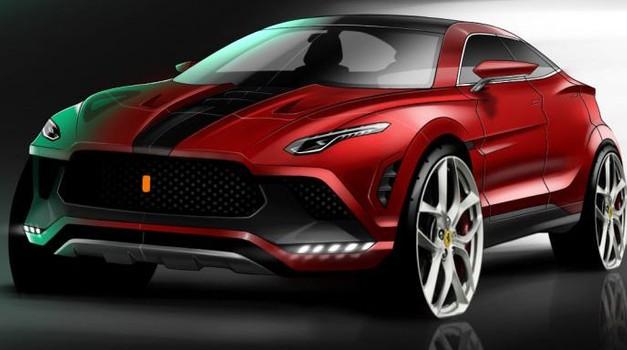 Propeti konjić potvrdio prvi SUV, zvat će se Ferrari Purosanque