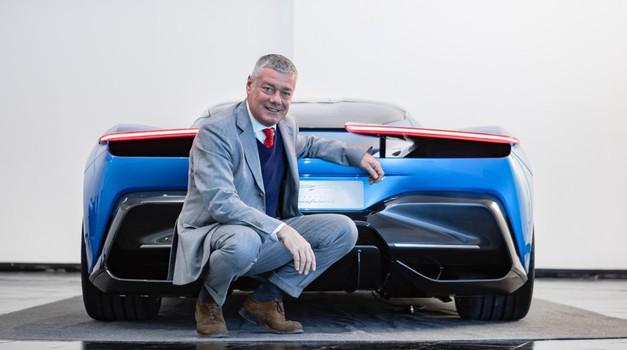 Pininfarina Battista želi postati najbržim električnim sportašem na svijetu