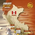 Četiri Hrvata u pohodu na Dakar 2019, 10 dana avanture u peruanskom pijesku, danas ceremonijalni start, a sutra 1. etapa (foto: dakar 2109)