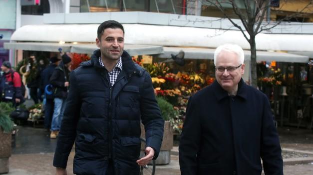 """Josipović najavio svoju utrku za Pantovčak, a za Daliju i Milanovića drži da """"nemaju šanse"""""""