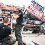 Amortizeri kamion promjena mehanikoA. Vincent (foto: Antoinin Vincent/DPPI)