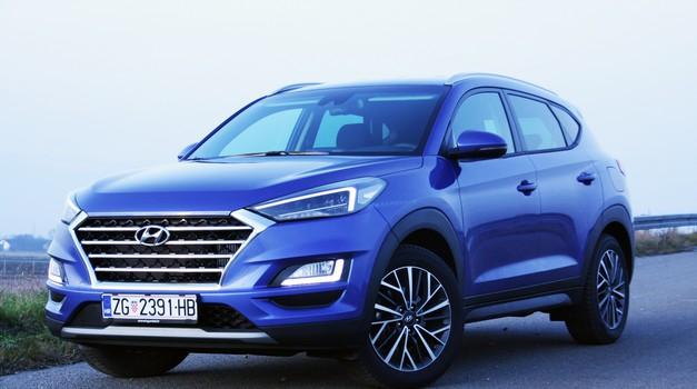 TEST: Hyundai Tucson 1.6 CRDI