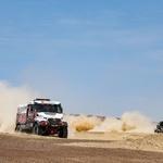 """Ekskluzivne fotografije: Cro Dakar Team u Peruu piše povijest, prvi priskaču u pomoć i zaslužuju fair play, a sad su i u """"ljutom"""" fajtu, na 4. brzincu brži od najbržeg (foto: Florent Goden/DPPI)"""