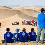 """Ekskluzivne fotografije: Cro Dakar Team u Peruu piše povijest, prvi priskaču u pomoć i zaslužuju fair play, a sad su i u """"ljutom"""" fajtu, na 4. brzincu brži od najbržeg (foto: Frederic Le Focshe/DPPI)"""