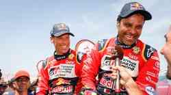 Kakva lekcija Toyote Peugeotu i Miniju koji su jurili i zapinjali, no Nasser Al-Attiyah vozio je najpouzdaniji bolid, Šaškin 4. u klasi